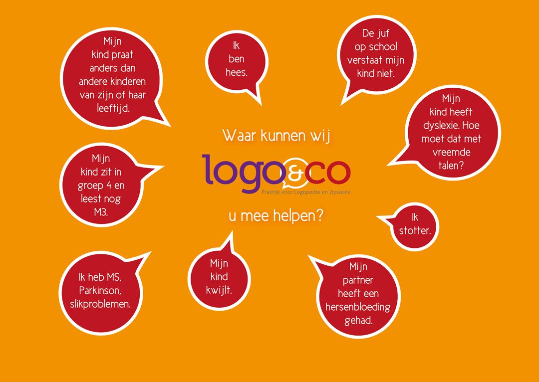 Logo & Co Praktijk voor logopedie en dyslexie in Bunde